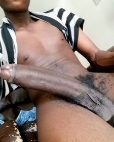 Huge black dick from twitter