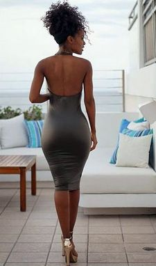 Amazing homemade picture with beautiful ebony butt rookie.